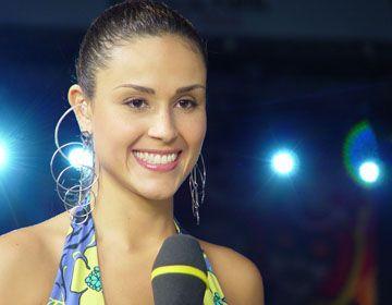 Nadja vai comandar a festa em Recife