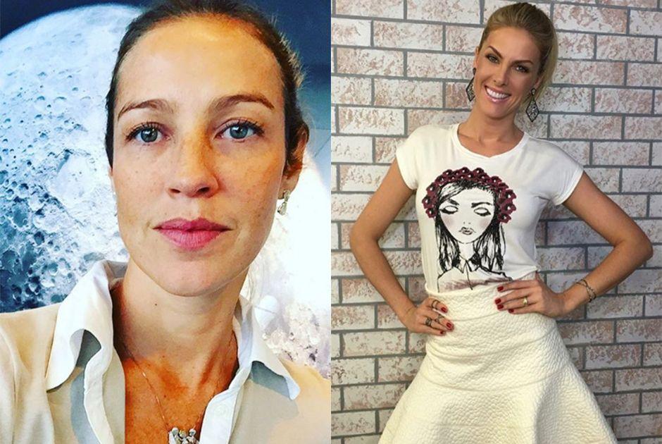Luana Piovani desabafa sobre ataque contra Ana Hickmann