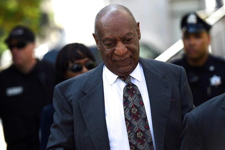 Juíza envia Bill Cosby a julgamento por acusações de estupro