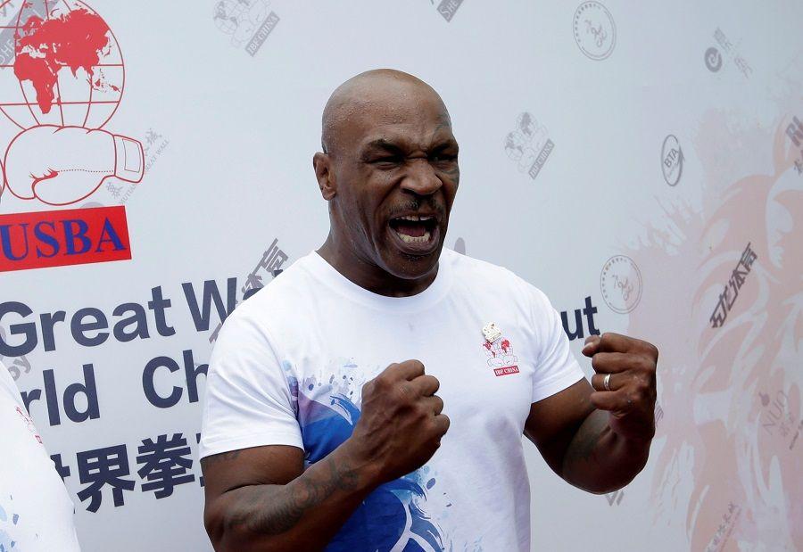 Tyson critica presença de lutadores profissionais no Rio 2016