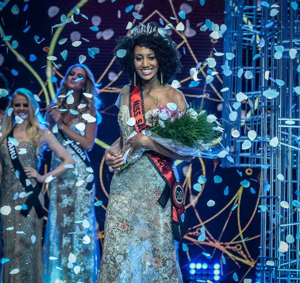 Sabrina de Paiva, de Caconde, é eleita Miss São Paulo 2016