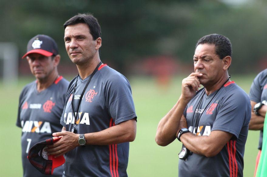 Sem Muricy, Flamengo enfrenta a Ponte Preta