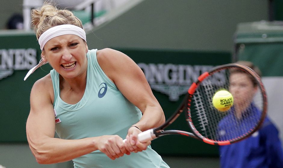 Bacsinszky elimina Venus Williams de Roland Garros