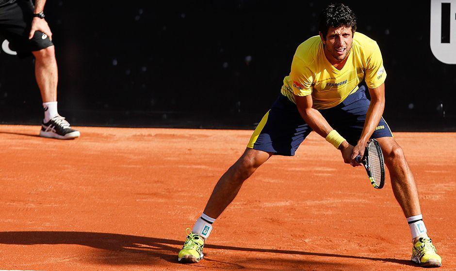Brasileiro está eliminado nas duplas em Roland Garros
