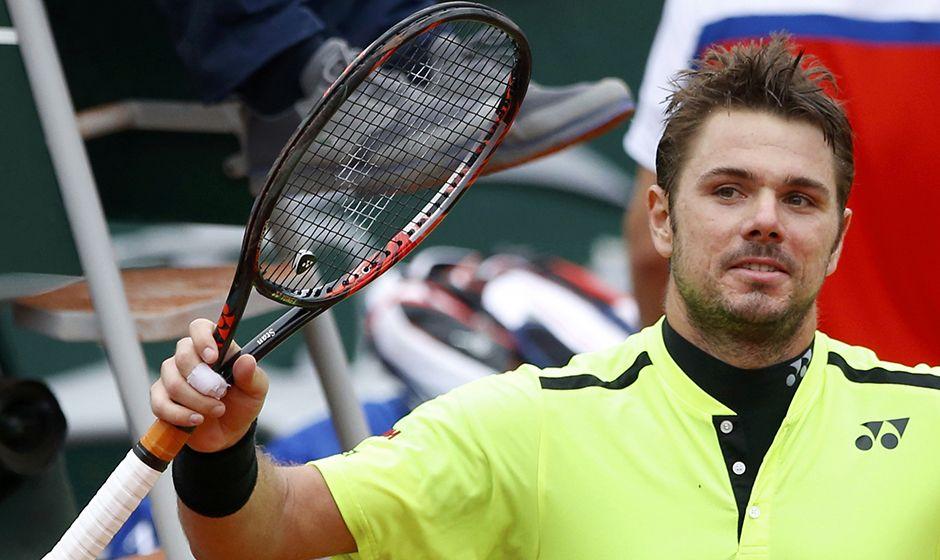 Wawrinka vence espanhol e encara Murray