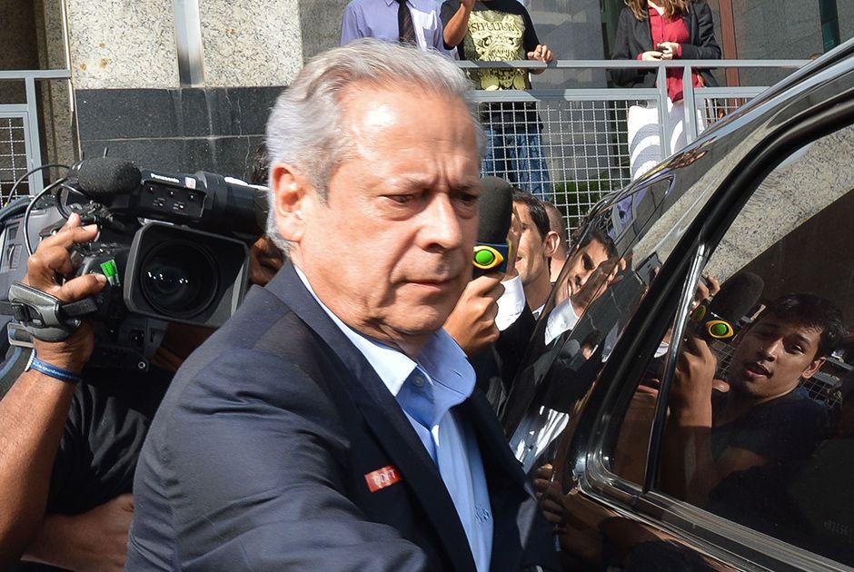 Moro condena José Dirceu pela segunda vez na Lava Jato