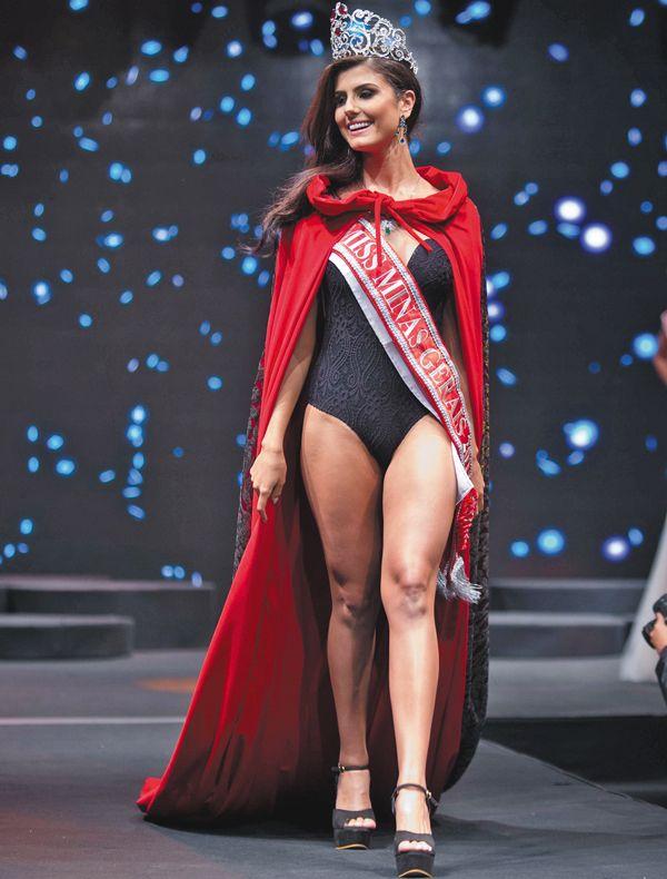 Miss Minas Gerais 2015, Stefhanie Zanelli / Divulgação