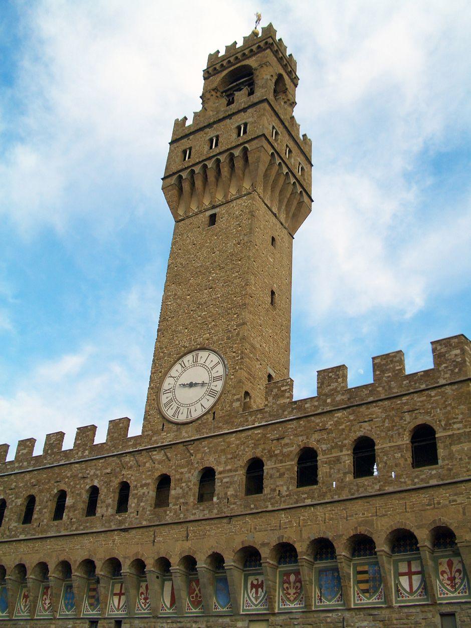 Museu do Palazzo Vecchio, em Florença, ganha jardim vertical