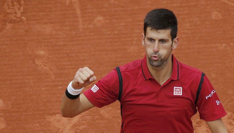Djokovic revela sonhar com a final
