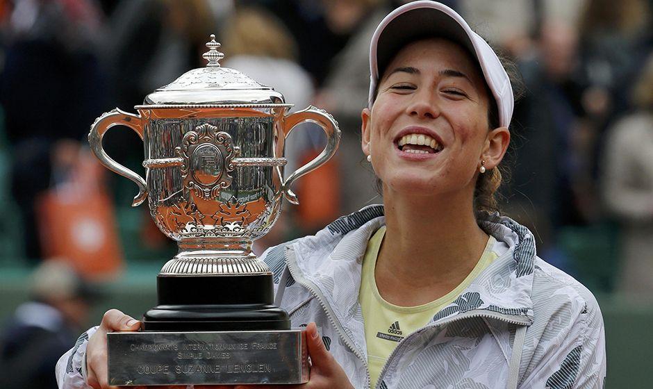 Muguruza vence Serena e é campeã inédita em Roland Garros