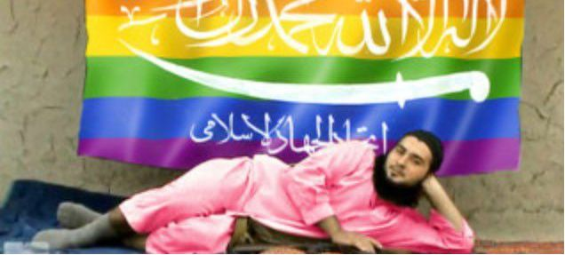 estado islamico hacker invadido twitter lgbt gay