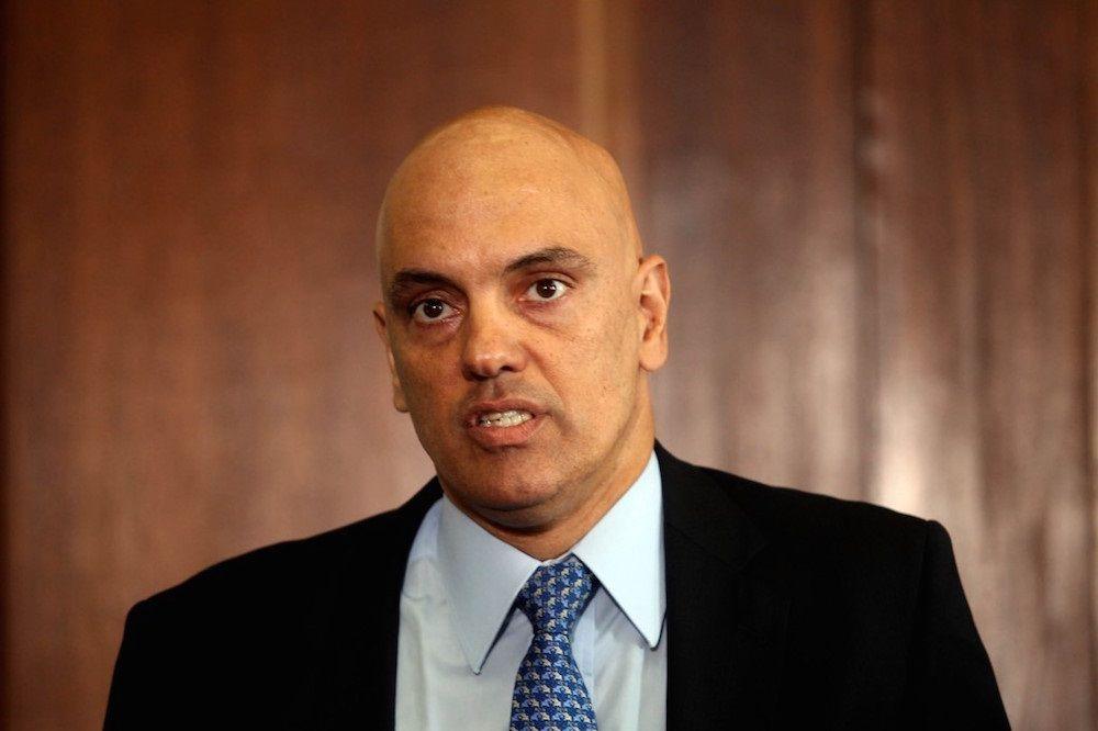 Moraes se reuniu com superintendente da PF antes de declaração