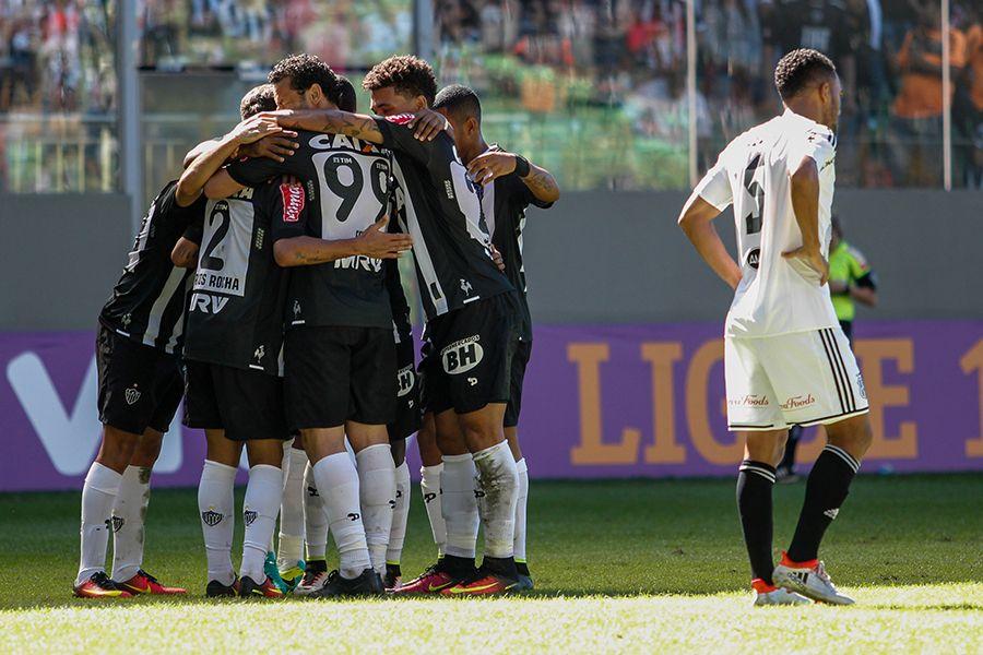 Galo desencanta e vence a primeira com Marcelo Oliveira