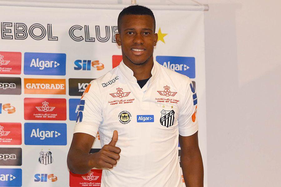 Apresentado no Santos, Copete mira estreia contra o São Paulo