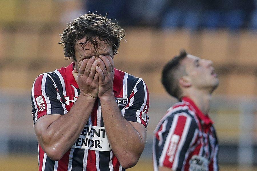 Gabigol ironiza Lugano: