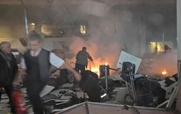 Atentado islâmico em Istambul