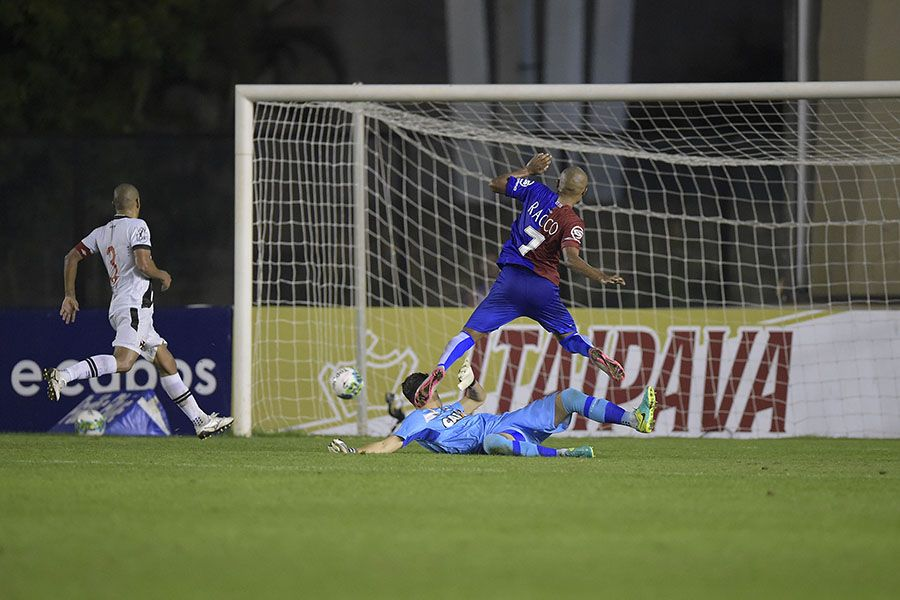 Vasco perde de novo em casa na Série B