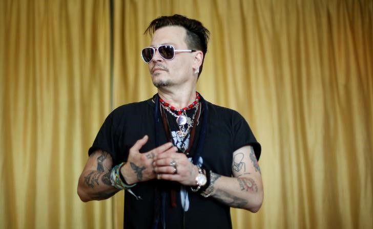 Johnny Depp tem 1ª vitória em ação contra ex-empresários