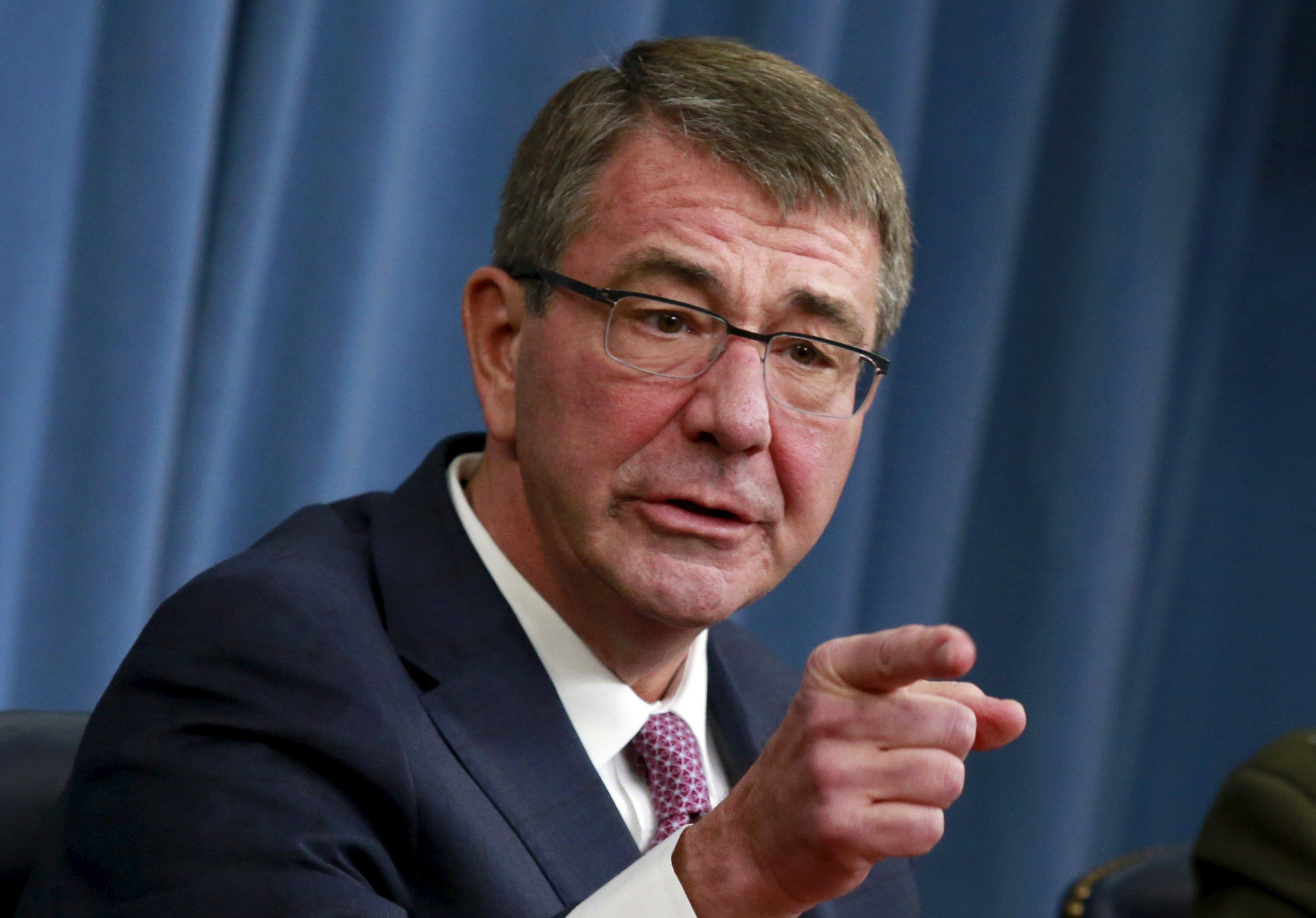 Secretário dos EUA vai ao Iraque avaliar guerra contra o EI