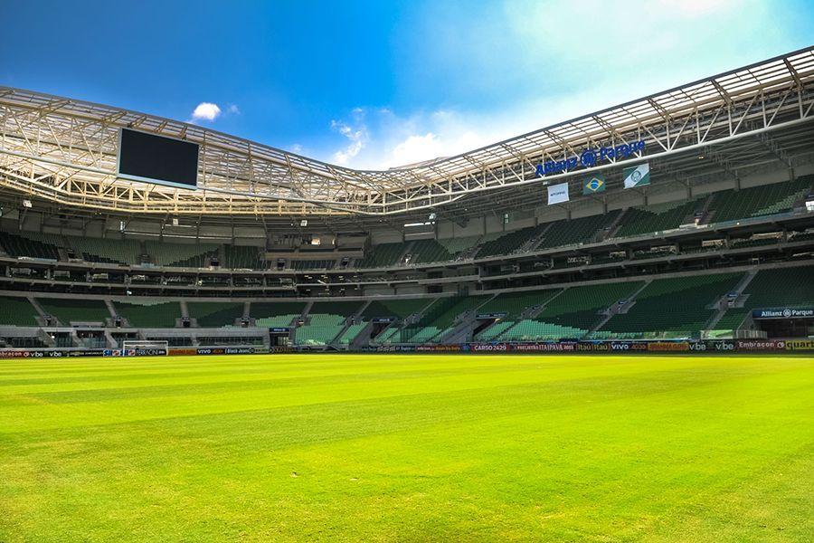 Santos quer mandar jogo no estádio do Palmeiras