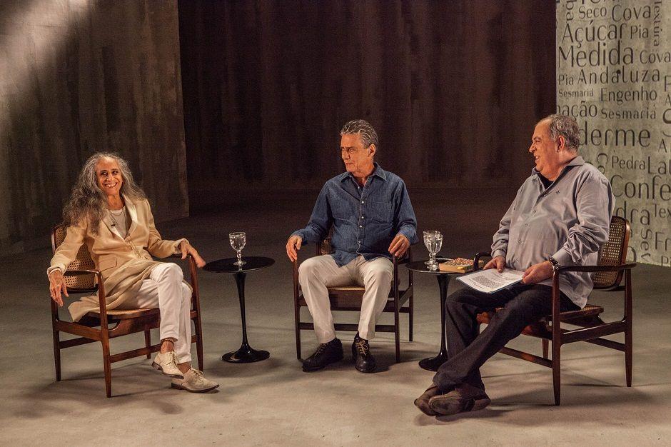 Maria Bethânia estreia programa de TV no Arte1 neste domingo