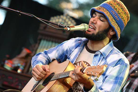 O músico completa a lista de bons shows de 2011