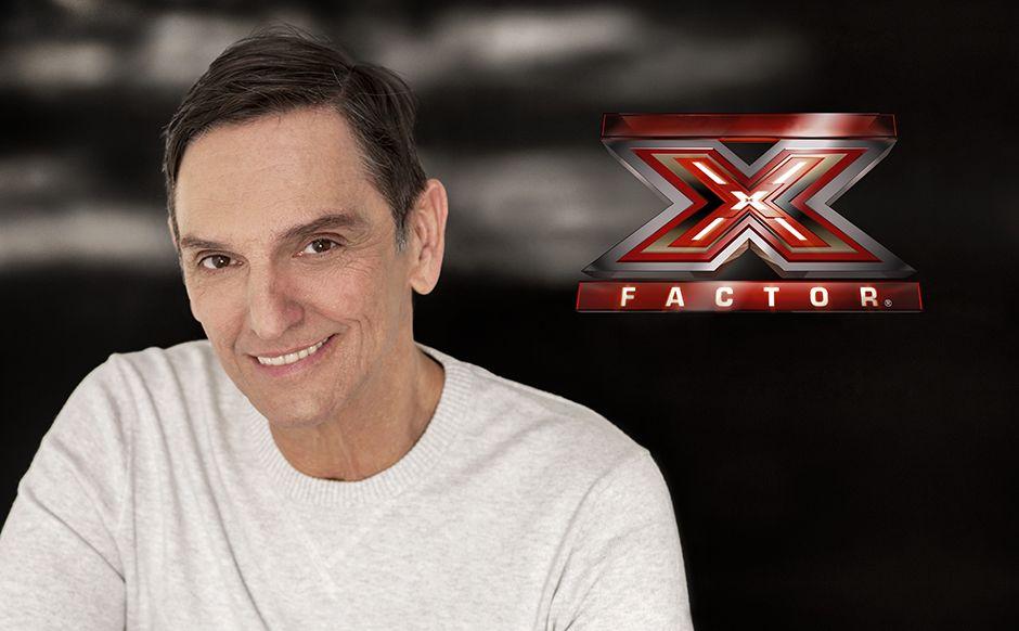 Paulo Miklos completa time de jurados do X Factor Brasil