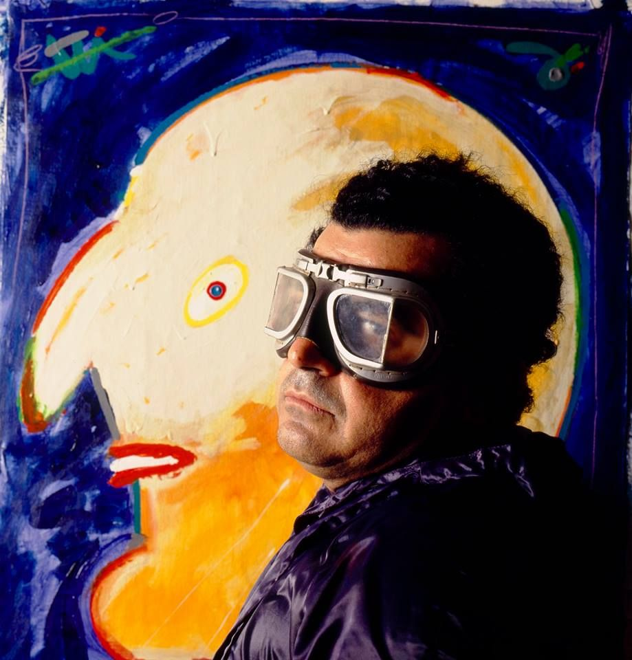 Arte 1 presta homenagem ao artista visual Ivald Granato