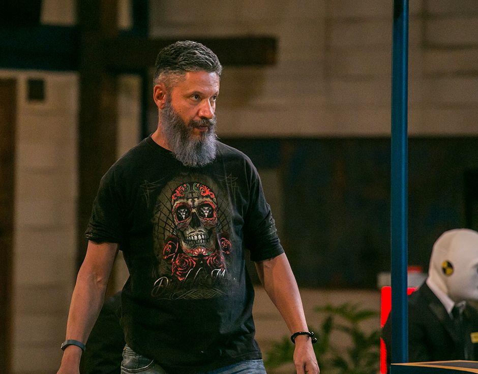 Investigações tiveram início com a participação de Laércio no programa / Paulo Belote/TV Globo