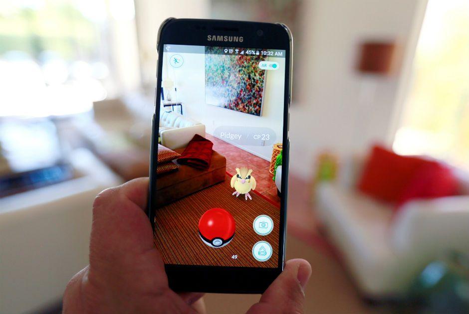 Pokémon Go já é mais usado que Tinder