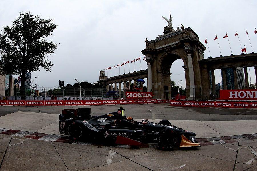 Band transmite GP de Toronto da Fórmula Indy
