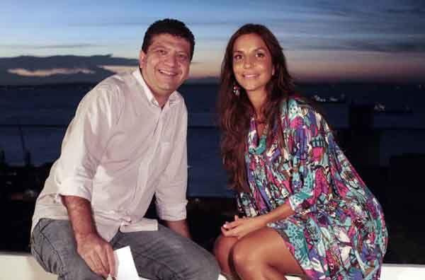 Betinho e Ivete Sangalo em Salvador