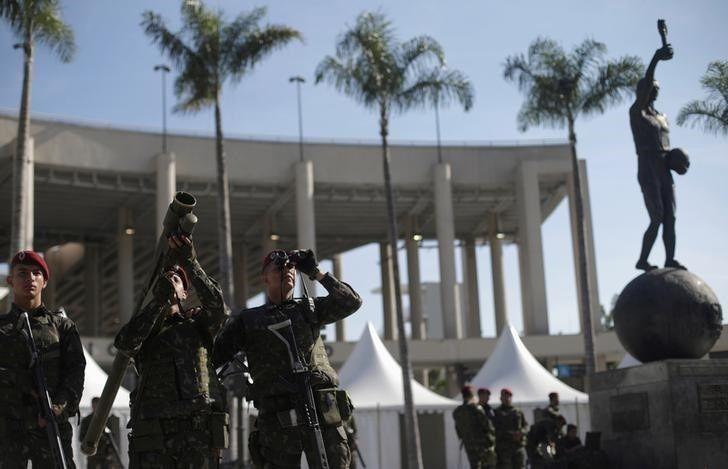 Após Nice, plano de segurança do Rio 2016 será revisado