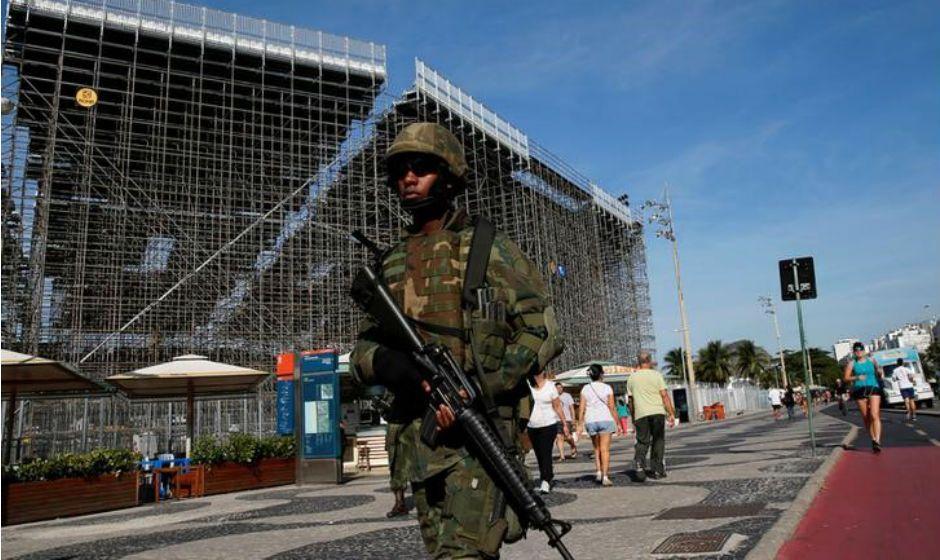 Rio 2016 pode ser alvo de ataques terroristas, diz cientista político