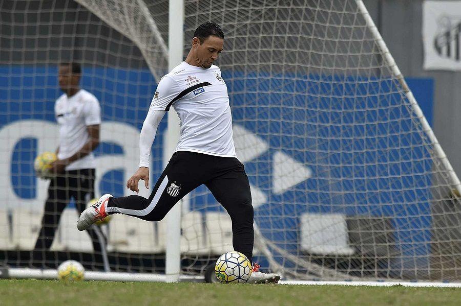 Santos enfrenta a Ponte com volta de Ricardo Oliveira