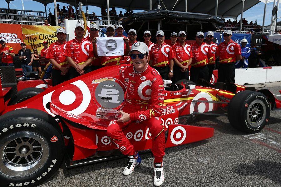 Scott Dixon conquista a pole position do GP de Toronto