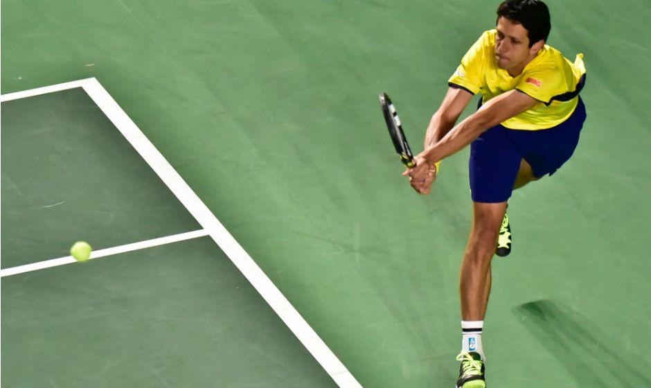Bruno Soares critica desistências de tenistas por medo do Zika
