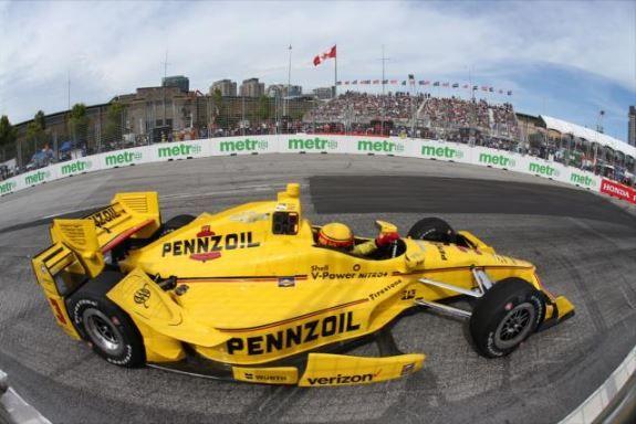 Helinho comemora bom resultado no Canadá