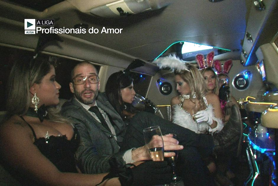 A Liga mostra o lucrativo negócio dos profissionais do amor