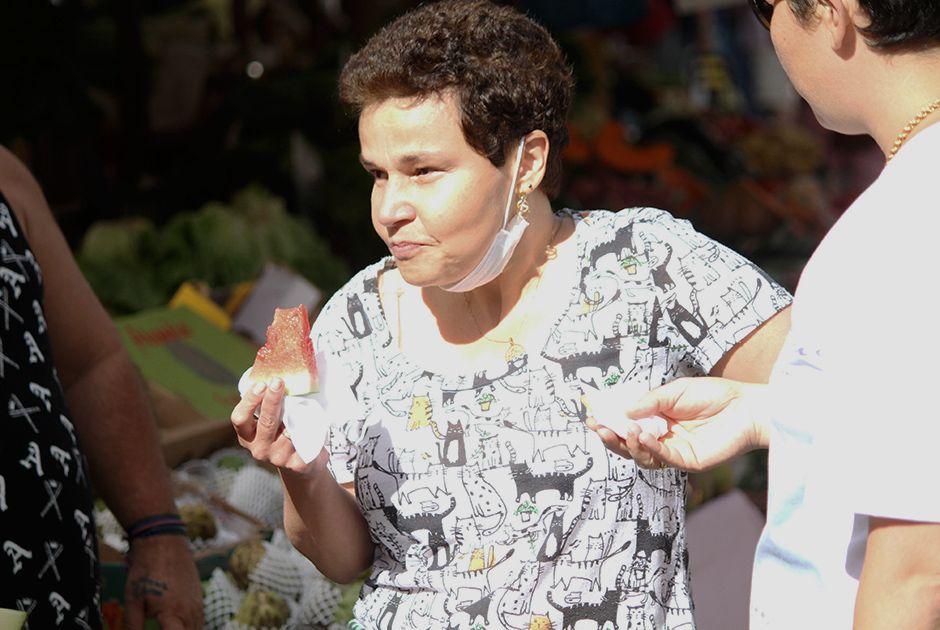 Claudia Rodrigues diz que assaltantes ameaçaram a sua filha