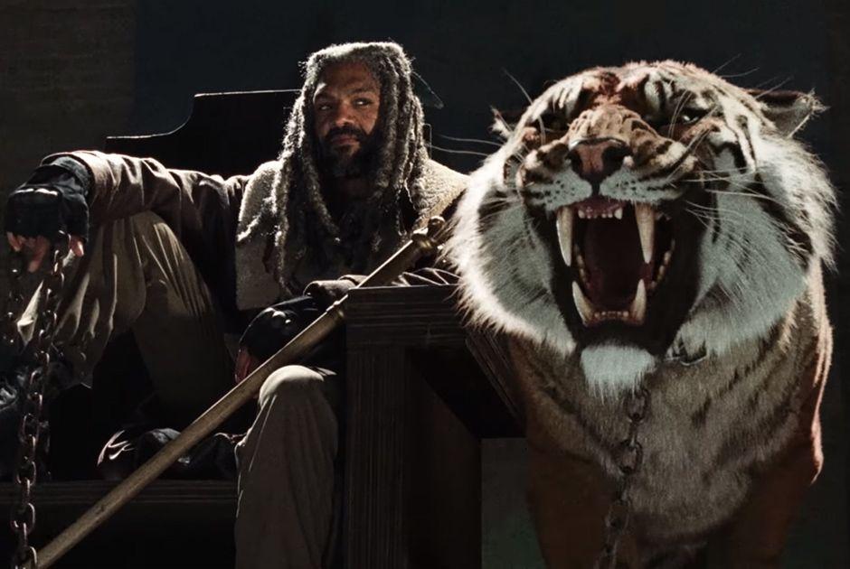 Novo trailer de The Walking Dead apresenta novos personagens