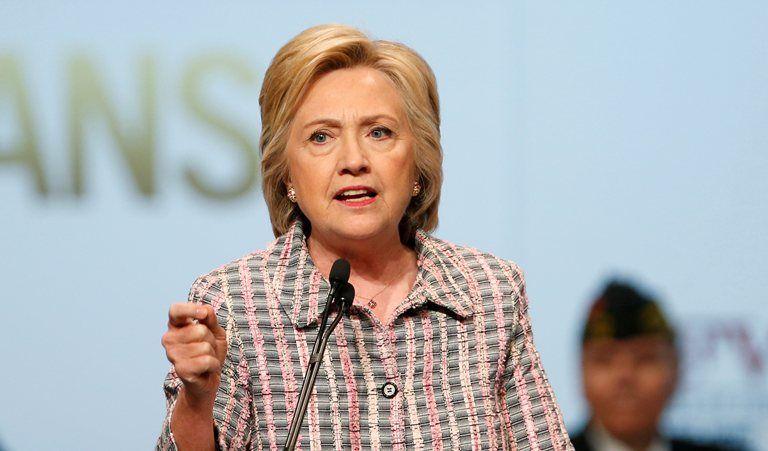 A campanha de Hillary e o Comitê de Campanha Congressual Democrata foram alvos de incidentes de segurança cibernética / Chris Keane/Reuters