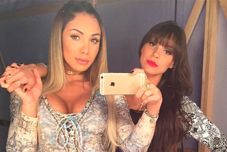 Aline Mineiro desaprova romance entre Carol Dias e Gui Santana