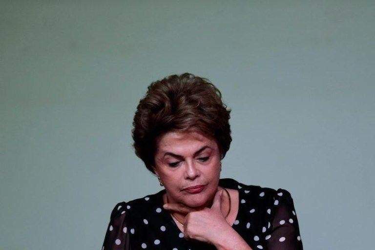Abertura de Dilma a parlamentares faz parte de sua estratégia para tentar conquistar votos a seu favor / Ueslei Marcelino/Reuters