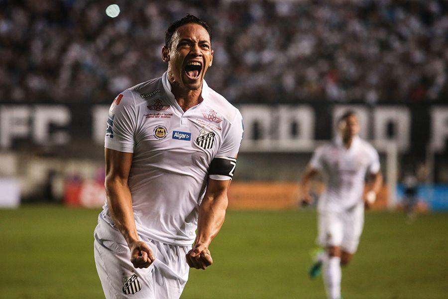Se marcar duas vezes, Ricardo Oliveira chega aos 300 gols pelo Santos