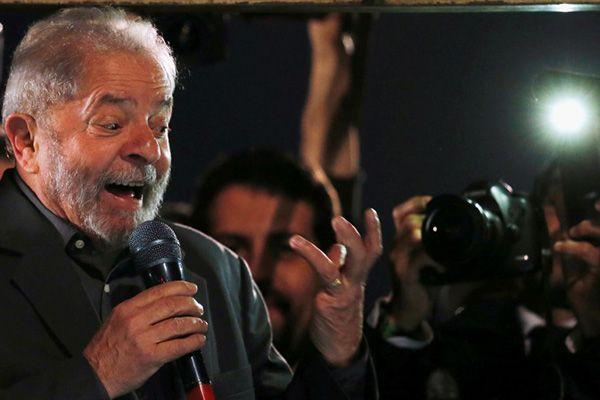 Lula encaminha a ONU recurso contra Moro