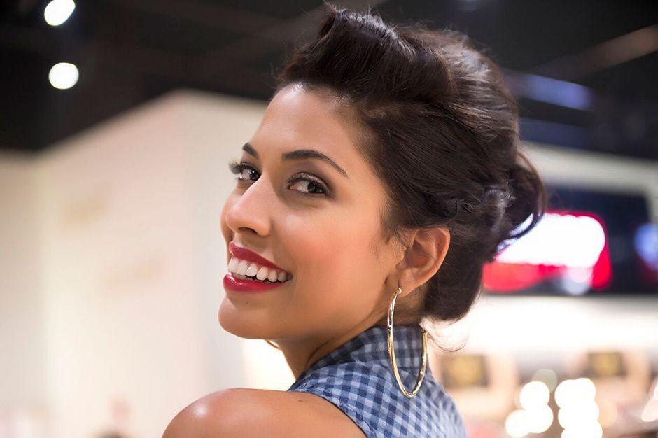 Conquistei o que almejava e um pouco mais, diz Miss Pernambuco 2015