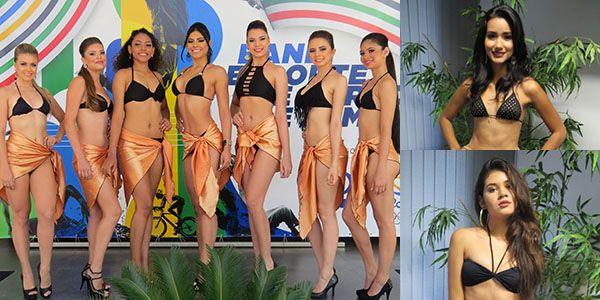 Candidatas ao Miss Amazonas 2016 / Divulgação