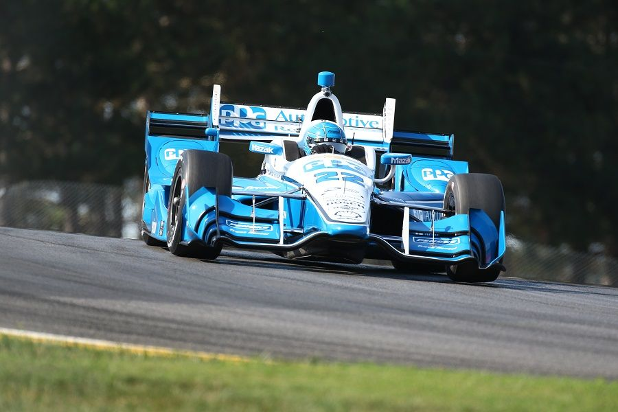 Pagenaud conquista a pole position em Mid-Ohio