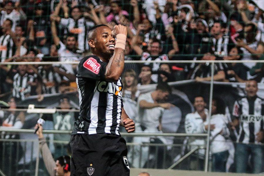 Atlético-MG brilha e faz 3 no Santa Cruz pelo Brasileirão